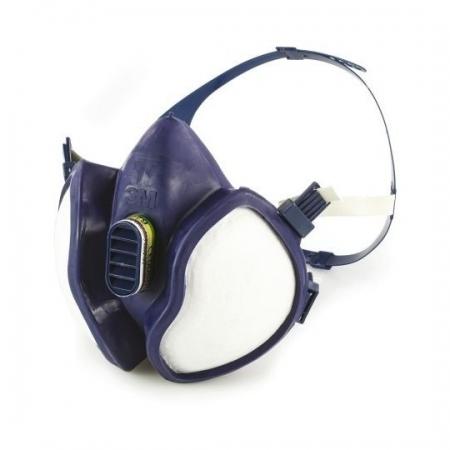 3M 4279 Org. - İnorg. - Asit - Amon. Gaz/Buhar Maske (FFABEKP3D)