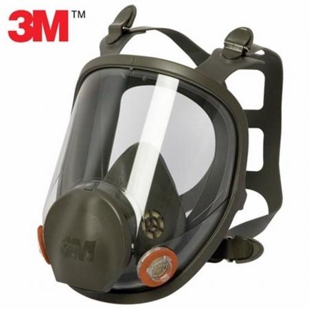3M 6800 Tam Yüz Gaz Maskesi