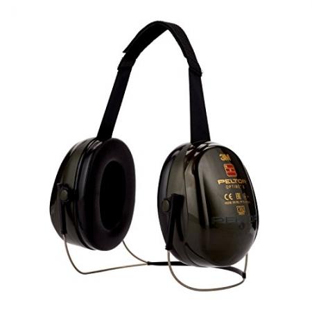 3M H520B Optime-II Ense Bantlı Kulaklık