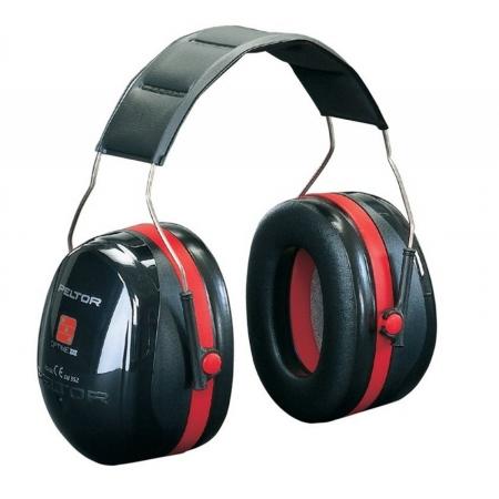 3M Peltor H540A Optime-III Başbantlı Kulaklık