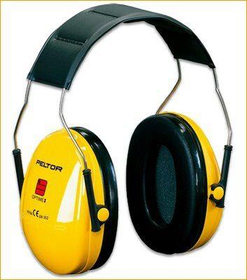 3M Peltor H510A Optime-I Başbantlı Kulaklık