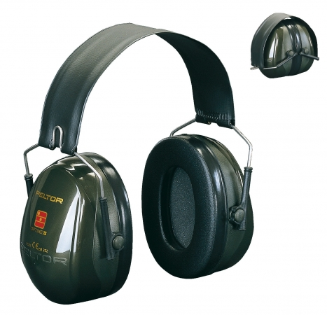 3M Peltor H520A Optime-II Başbantlı Kulaklık