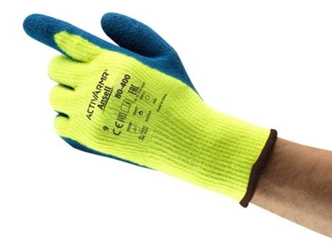 Ansell ActivArmr® 80-400 Soğuk Ortam İş Eldiveni