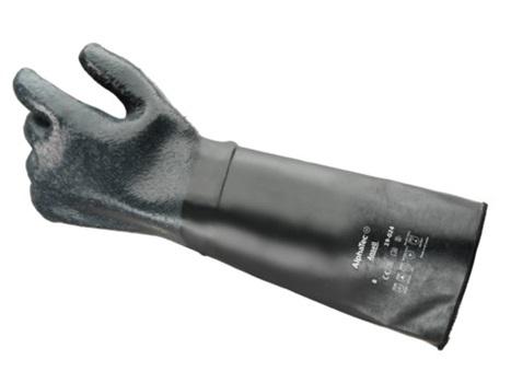 Ansell AlphaTec® 19-024 Kimyasal Koruyucu Eldiven