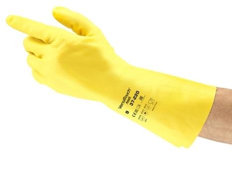 Ansell AlphaTec® 37-220 Kimyasal Koruyucu Eldiven
