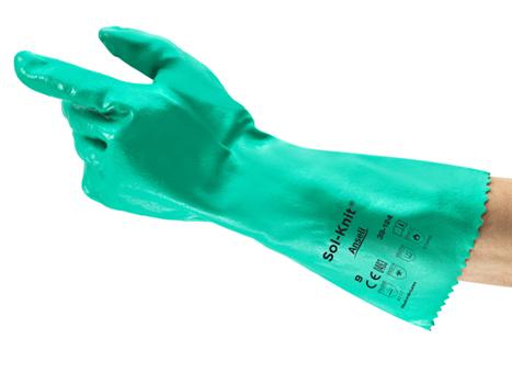Ansell AlphaTec® 39-124 Kimyasal Koruyucu Eldiven