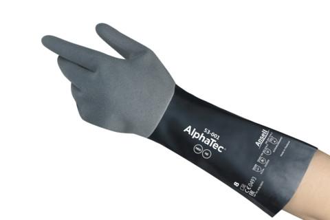 Ansell AlphaTec® 53-001 Kimyasal Koruyucu Eldiven