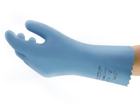 Ansell AlphaTec® 62-201 Kimyasal Koruyucu Eldiven