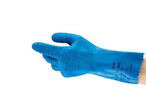 Ansell AlphaTec® 62-401 Kimyasal Koruyucu Eldiven