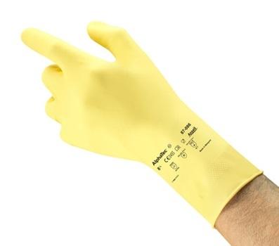 Ansell AlphaTec® 87-086 Kimyasal Koruyucu Eldiven