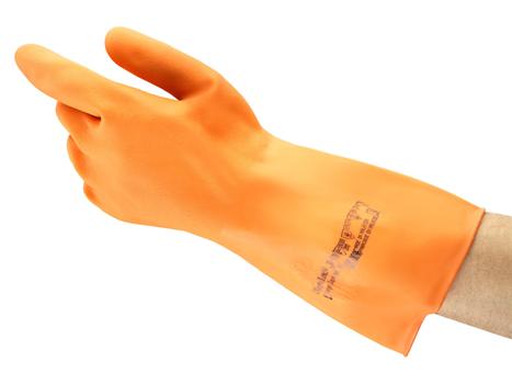 Ansell AlphaTec® 87-370 Kimyasal Koruyucu Eldiven