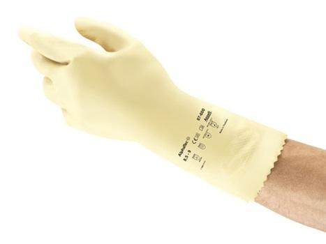 Ansell AlphaTec® 87-600 Kimyasal Koruyucu Eldiven