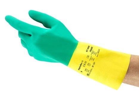 Ansell AlphaTec® 87-900 Kimyasal Koruyucu Eldiven