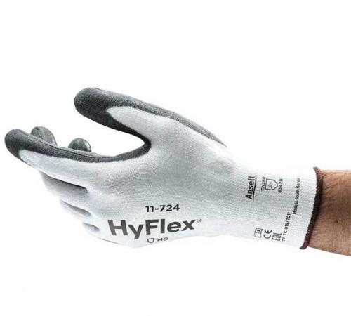 Ansell HyFlex ® 11-724 Kesilmeye Dirençli İş Eldiveni