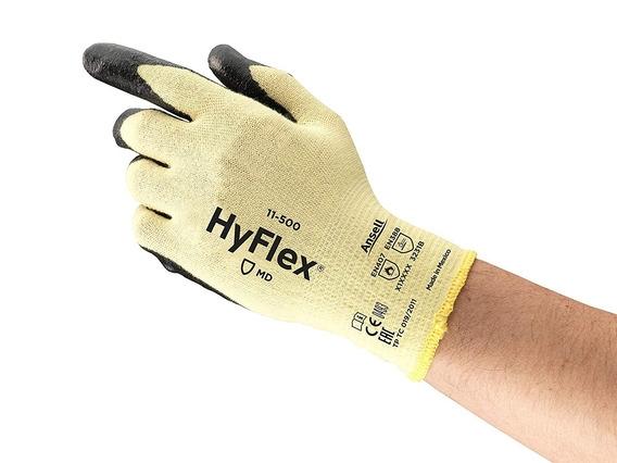 Ansell HyFlex® 11-500 Kevlar Kesilme Dirençli İş Eldiveni