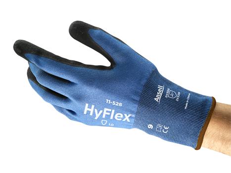 Ansell HyFlex® 11-528 Kesilme Dirençli İş Eldiveni