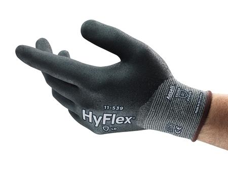 Ansell HyFlex® 11-539 Kesilme Dirençli İş Eldiveni