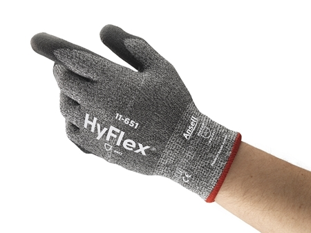 Ansell HyFlex® 11-651 Kesilme Dirençli İş Eldiveni