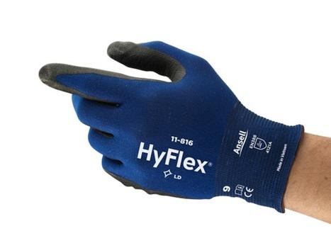 Ansell HyFlex® 11-816 Genel Amaçlı İş Eldiveni