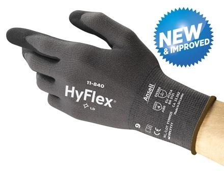 Ansell HyFlex® 11-840 Genel Amaçlı İş Eldiveni