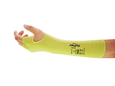 Ansell HyFlex® 70-415 Isı ve Kesilmeye Dayanıklı Kevlar Kolluk