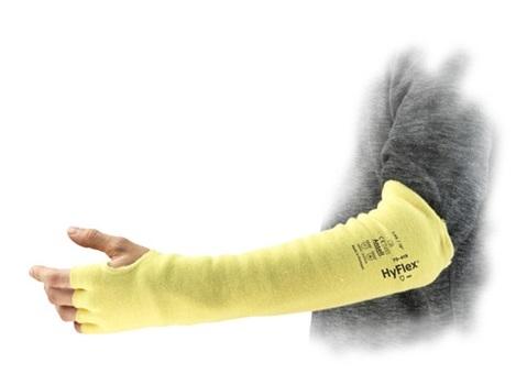 Ansell HyFlex® 70-419 Isı ve Kesilmeye Dayanıklı Kevlar Kolluk