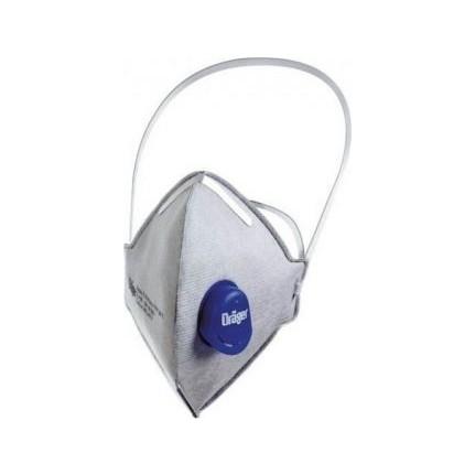 Drager X-Plore 1720 Ventilli Odour FFP2 Toz Maskesi