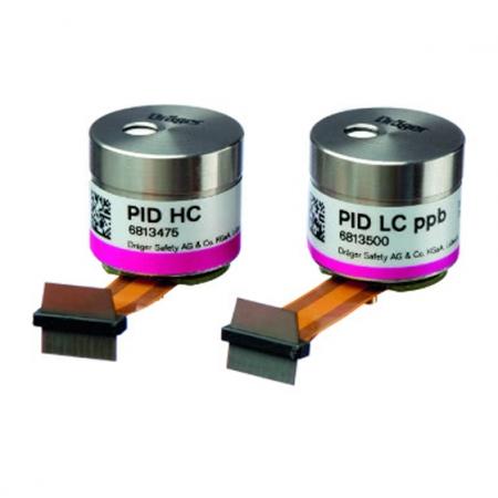 Dräger PID Sensörleri