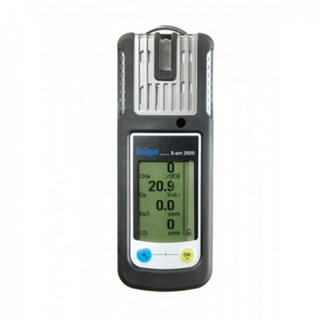 Dräger X-am® 2500 Portatif Gaz Algılama Sensörü