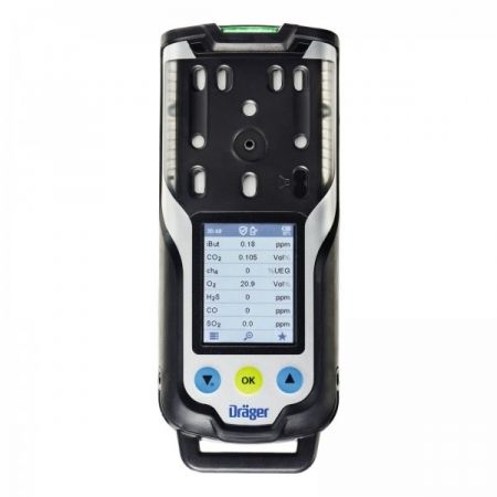 Dräger X-am 8000 Portatif Gaz Algılama Sensörü