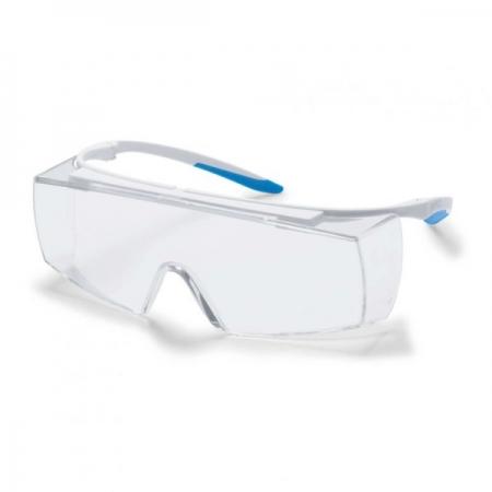 Uvex 9169500 Super F OTG Koruyucu Gözlük