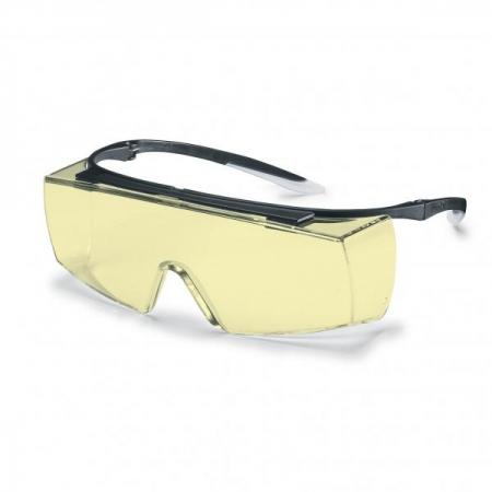 Uvex 9169580 Super F OTG Koruyucu Gözlük