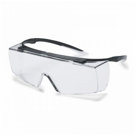 Uvex 9169585 Super F OTG Koruyucu Gözlük