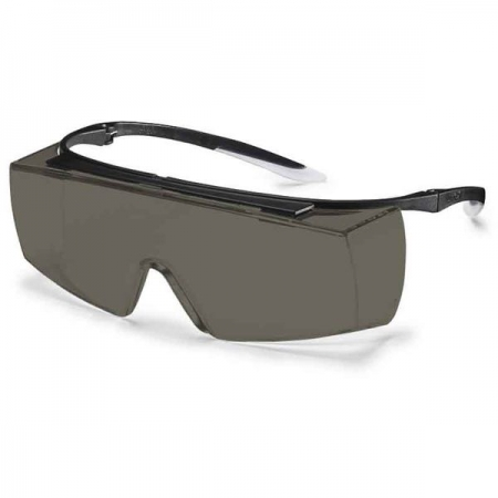 Uvex 9169586 Super F OTG Koruyucu Gözlük