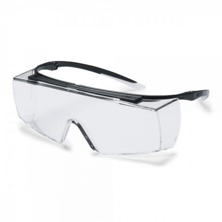 Uvex 9169850 Super F OTG Koruyucu Gözlük