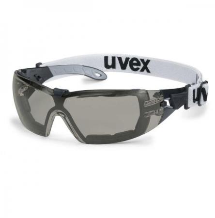 Uvex 9192181 Pheos Guard Koruyucu Gözlük