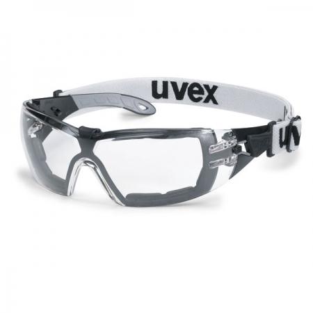 Uvex 9192680 Pheos S Guard Koruyucu Gözlük