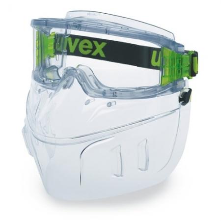 Uvex 9301555 Ultravision Yüz Korumalı Google Gözlük