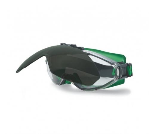 Uvex 9302045 Ultrasonic Google Kapaklı Kaynak Gözlüğü