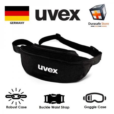 Uvex 9954501 Gözlük Kılıfı