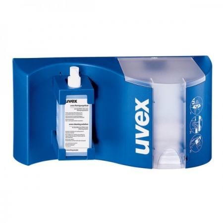 Uvex 9970002 Gözlük Temizleme İstasyonu