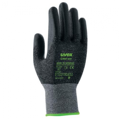 Uvex C300 Wet Kesilme Dirençli İş Eldiveni