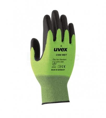 Uvex C500 Wet Kesilme Dirençli İş Eldiveni