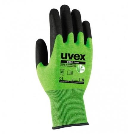 Uvex D500 Foam Kesilme Dirençli İş Eldiveni