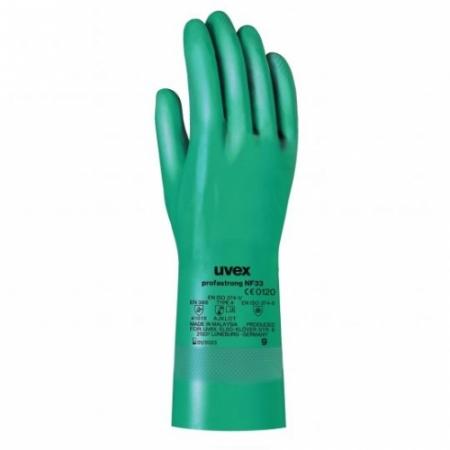 Uvex Profastrong NF33 Kimyasal Koruyucu Eldiven