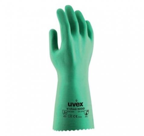 Uvex U-Chem 3000 Kimyasal Koruyucu Eldiven