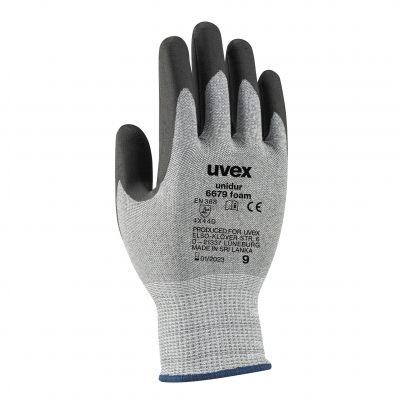 Uvex Unidur 6679 Foam Kesilme Dirençli İş Eldiveni