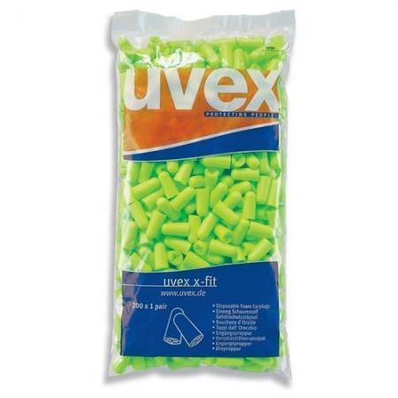 Uvex X-Fit Dolum Poşeti